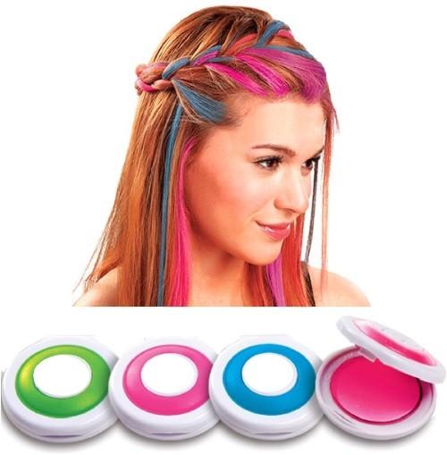 Красящие мелки для волос