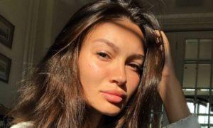 Кристина Озимкова фото пластика