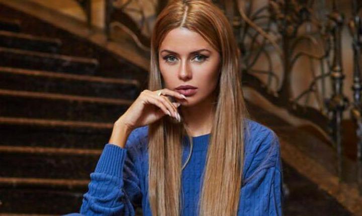 Виктория Боня новый парень