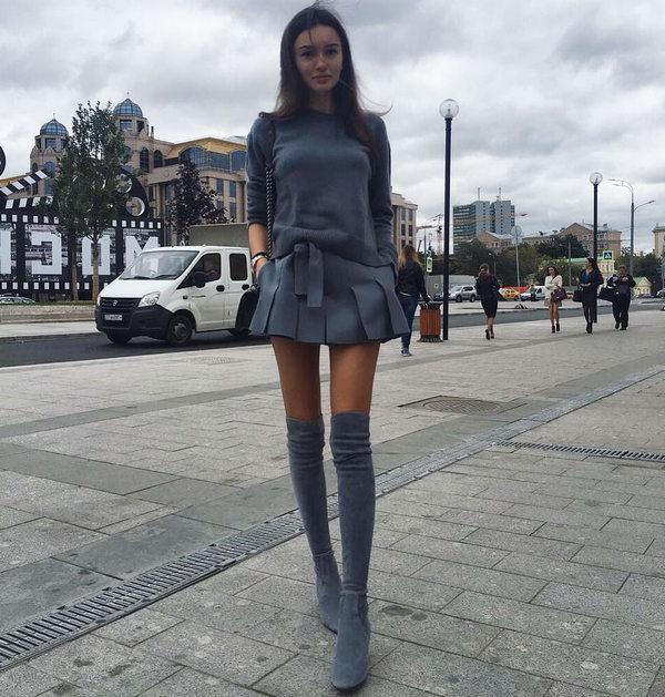 Кристина Озимкова до и после пластики