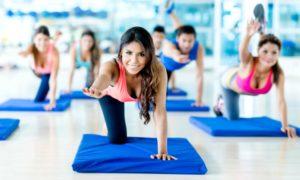 Программа тренировок фитнес