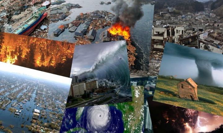 Самые страшные катастрофы