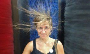 Статическое электричество волос - как снять