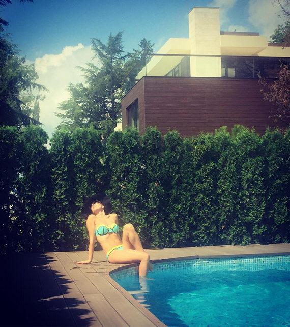 Ирина Медведева фото в купальнике