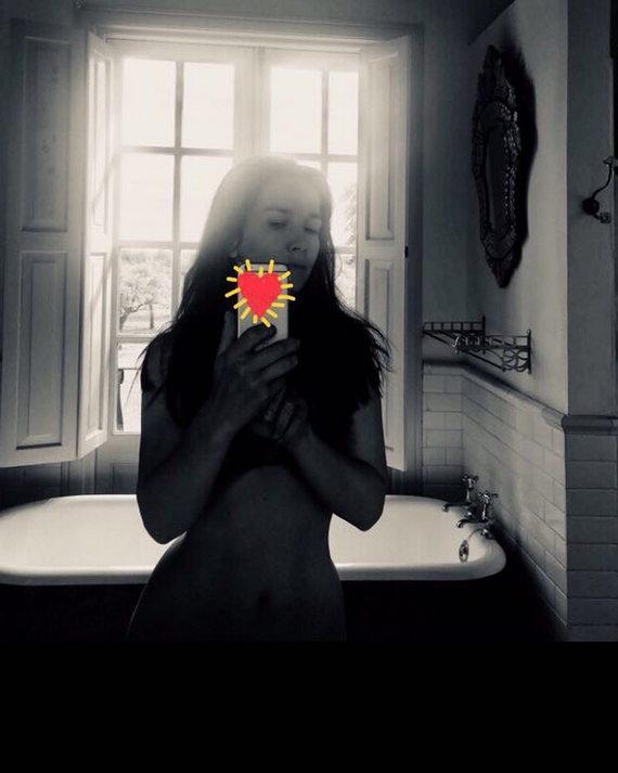 Голая Наталья Орейро фото