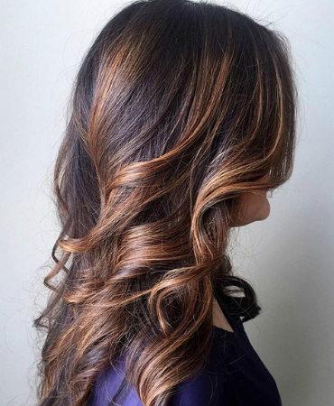 Техника окрашивания балаяж для всех типов волос