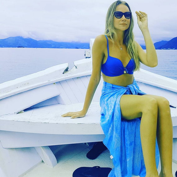 Мария Миронова в купальнике фото