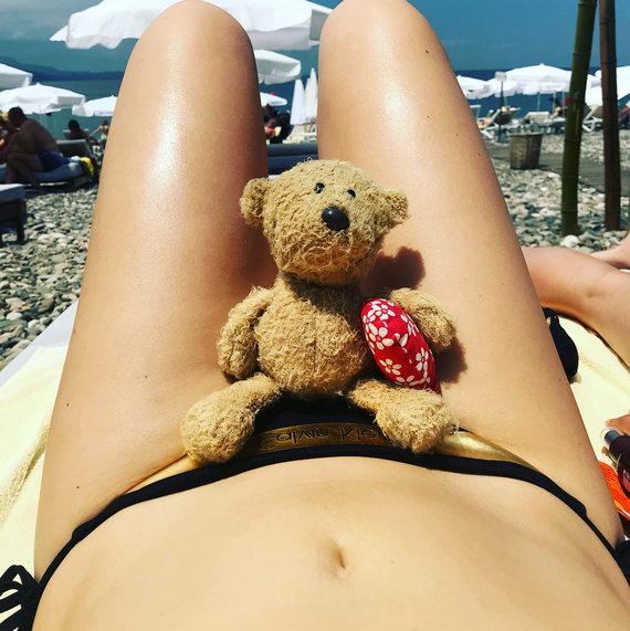 Екатерина Грачева в купальнике фото