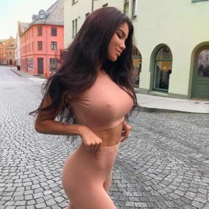 Krasivoe foto Svetyi Bilyalovoy