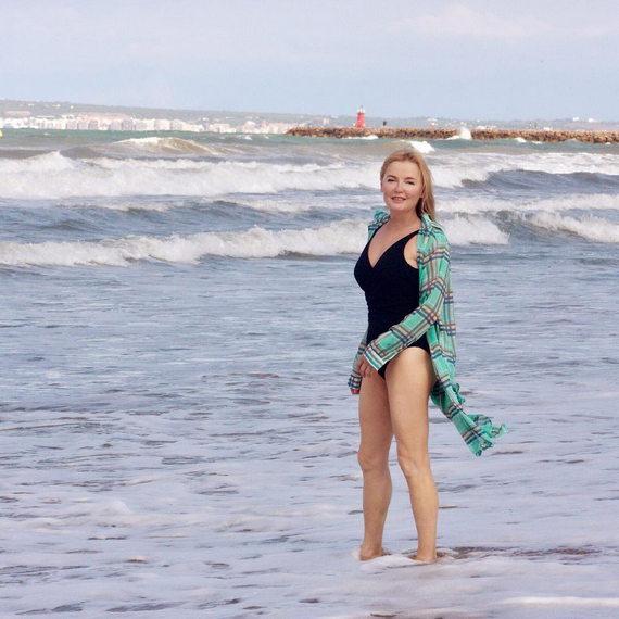 Лариса Вербицкая фото в купальнике