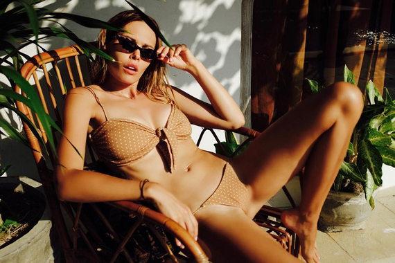 Мария Горбань фото в купальнике