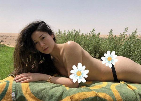 Голая Марина Ким