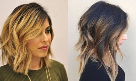 Different haircuts for women x