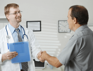 konsultation urolog