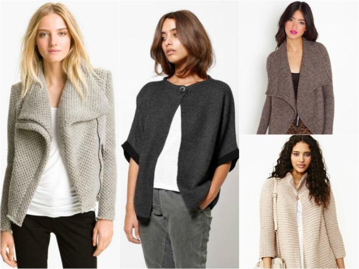 knitted sweaters fashion model a woman spoke