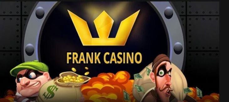 зеркало Франк казино