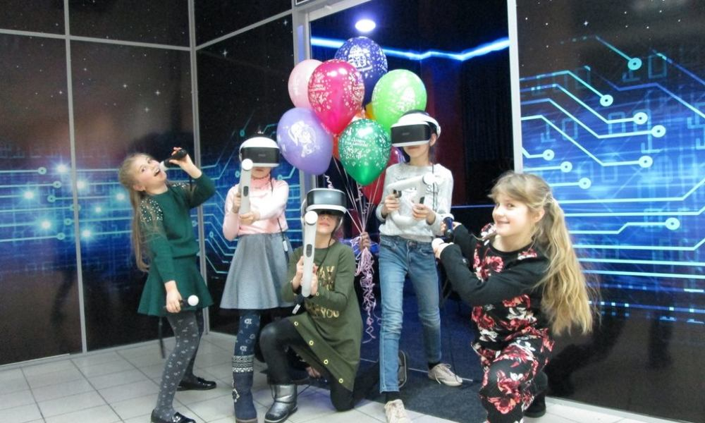 klube virtualnoj realnosti